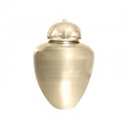 Urna Vasija de Aluminio...